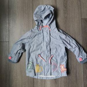 Next girl windbreaker jacket